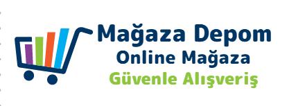 Mağaza Depom | Online Alışveriş Sitesi